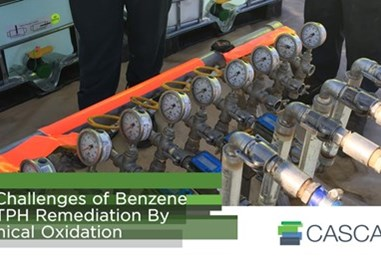 The Challenges of Benzene and TPH Remediation By Chemical Oxidation