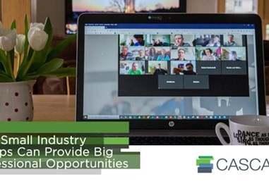 How Small Industry Groups Can Provide Big Professional Opportunities