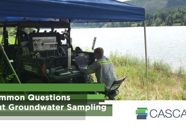 3 Common Questions About Groundwater Sampling