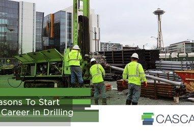 6 Reasons to Start Your Career in Drilling