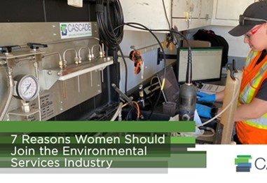 7 Reasons Women Should Join the Environmental Services Industry